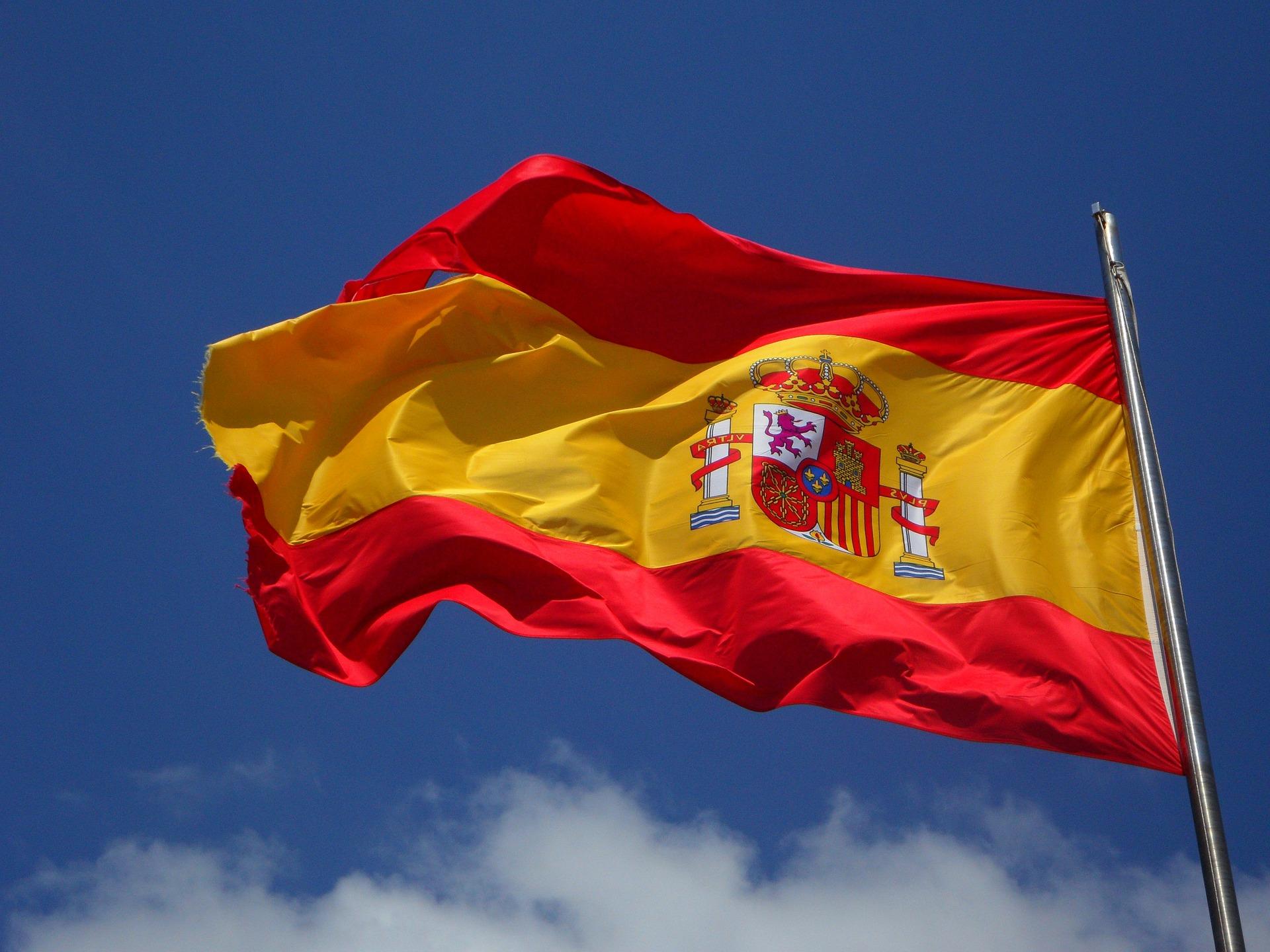Hispaania lipp