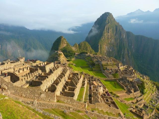 Machu Picchu Peruus